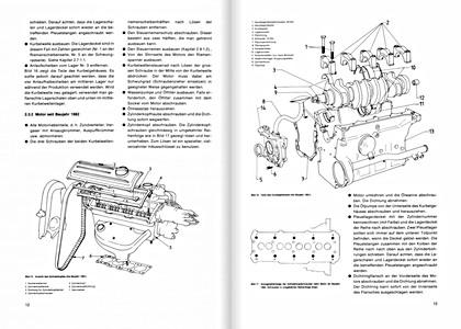 Reparaturanleitung Audi 80