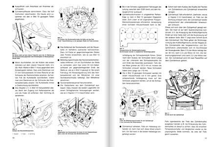 Mercedes-Benz W123 (1976-1986) : revues techniques