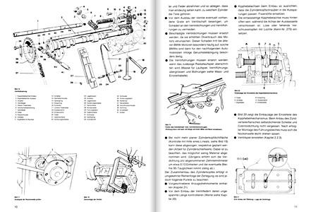 BMW Série 3 (E30, 1981-1992) : revues techniques