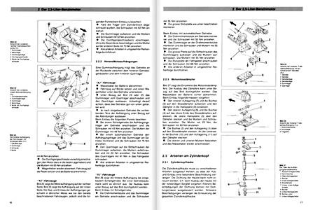 Jeep Wrangler (YJ, TJ, LJ, JK) : revues techniques