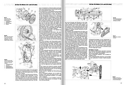 Citroën Jumpy I (1995-2006) : revues techniques