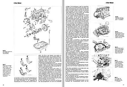 Renault Kangoo I (1997-2009) : revues techniques