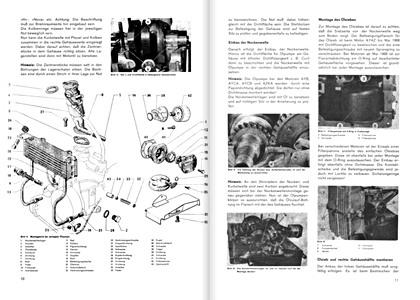 Citroen Dyane (1967-1983): Reparaturanleitungen und