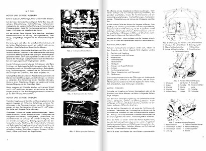 Triumph TR4 / TR4A (1961-1968) : revues techniques