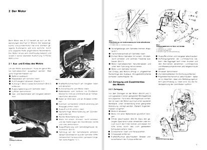 Autobianchi Giardiniera et A112 : revues techniques RTA