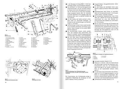 BMW Série 5 (E28, 1981-1991) : revues techniques