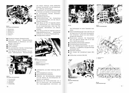 Peugeot 405, 505 et 605 : revues techniques RTA