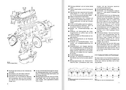 Volvo 340, 360, 440, 460 et 480 : revues techniques