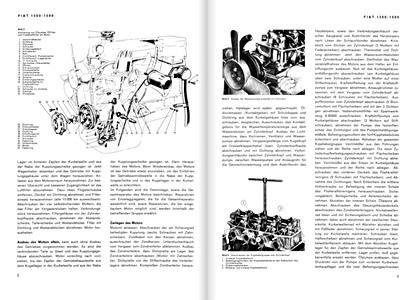 Fiat 1300 en 1500 (1961-1967): werkplaatsboeken