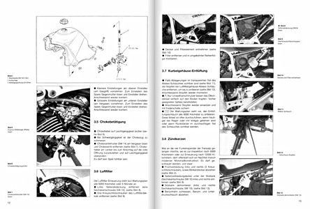 Honda XL 600 V et XL 650 V Transalp : revues techniques