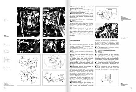Yamaha XV Virago V-Twins : revues techniques RMT