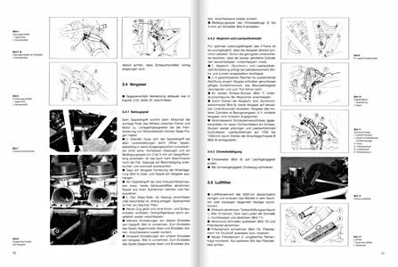 Ducati 600, 620, 750, 900 (1991-2005) : revues techniques