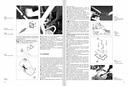 Kawasaki KLR600, KLR650, KLV1000 : revues techniques RMT
