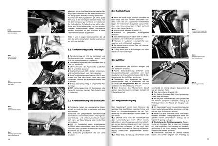 Suzuki GZ 125 / LS 650 Savage / Boulevard S40 : revues