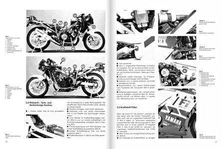 Yamaha FZ 700 et FZ 750 : revues techniques RMT