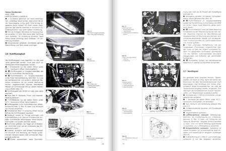 Suzuki RF 600, RG 125, RL 250 : revues techniques