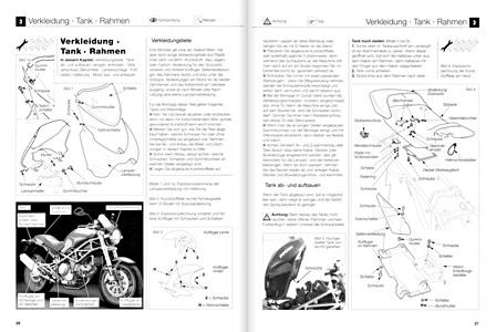 Ducati Monster M600-620-750-800-900-1000 : revues