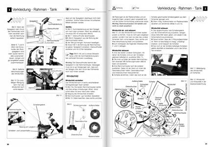 BMW R 1200 GS-R-RS-RT DOHC: werkplaatshandboeken