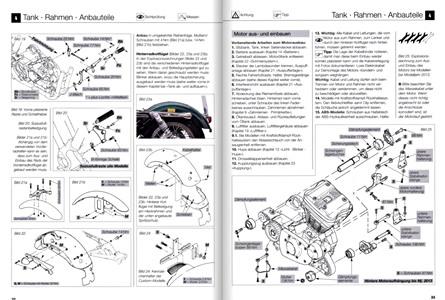 Harley-Davidson XL Sportster: werkplaatshandboeken en
