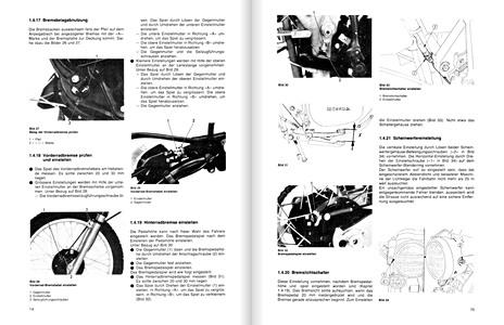 Honda XL 250, XL 350, XL 500 : revues techniques