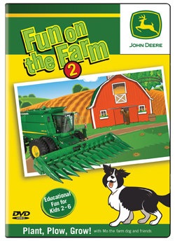 John Deere Fun on the Farm, Part  2
