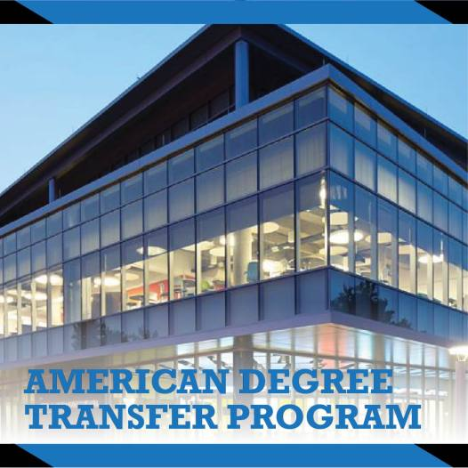 UMKC American Degree Transfer Program