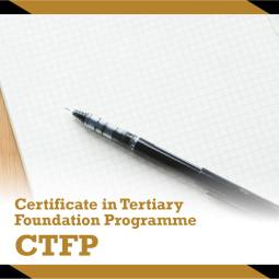 Certificate in Tertiary Foundation Programme