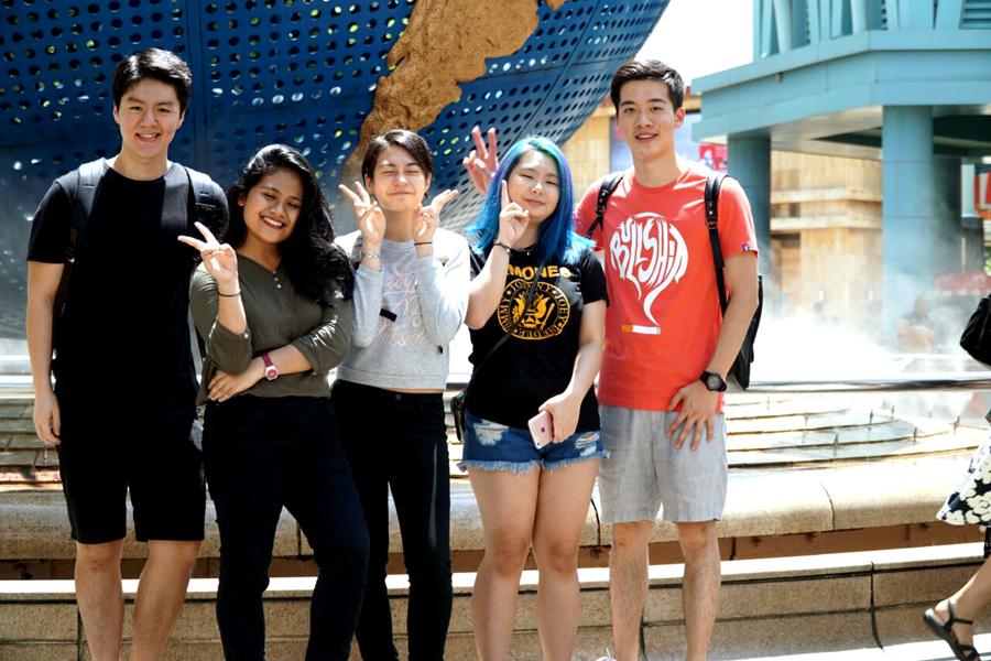 TMC Academy Student Club 2017 EXCO Members 2