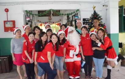 TMC Alumni Santa Event