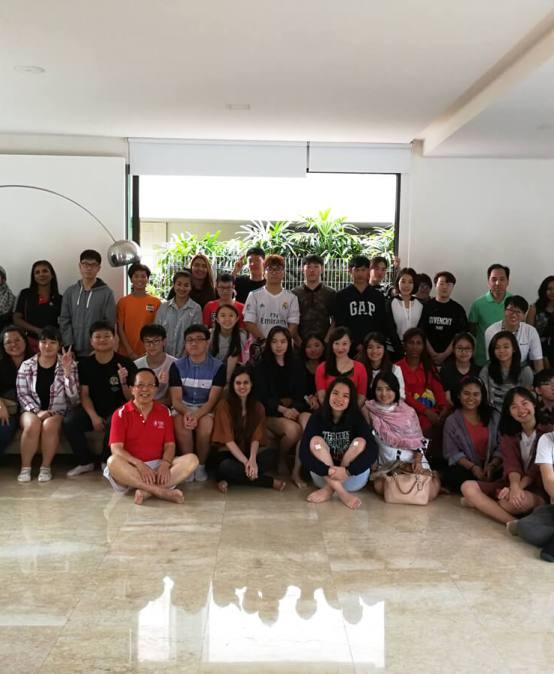Hello 2018 Student Orientation