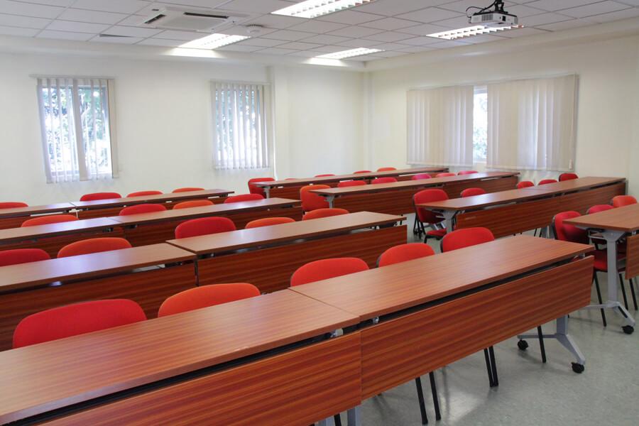 Classroom @ TMC Academy