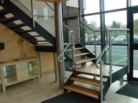 TMC Fabrications | Commercial Stairs