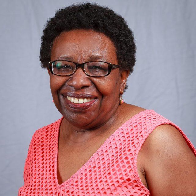 Ruth T. McBride, ACB, ALB