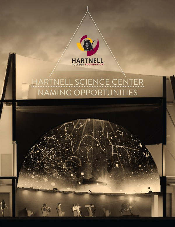 Hartnell College Stem Brochure - Marketing Department