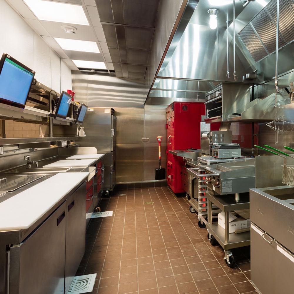 Foodservice Fabrication