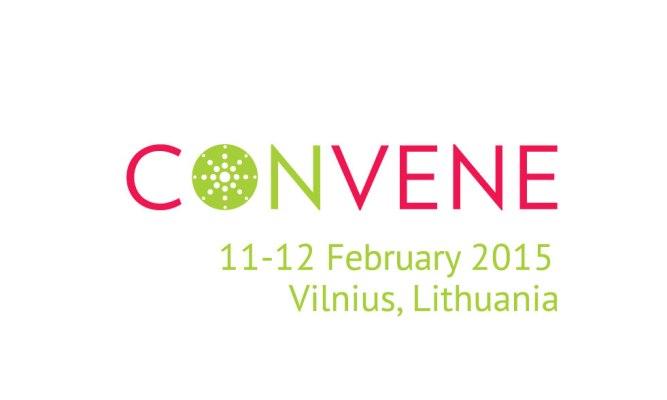 Convene 2015 in Vilnius