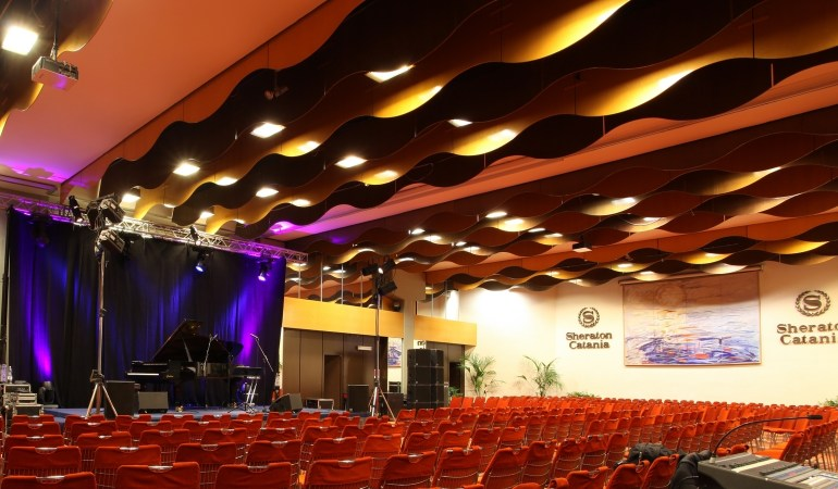 Conference center at Sheraton Catania © Starwood Hotels and Resorts Worldwide
