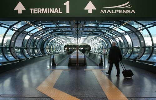Preclearance for passengers traveling to the US from the Milan Malpensa airport
