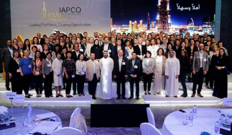 Dubai concludes 48th IAPCO Annual Meeting & General Assembly