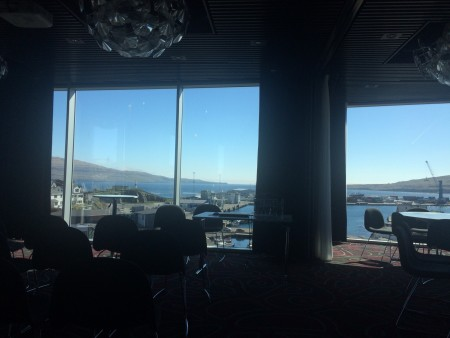 Meeting room with harbour view at the Hotel Hafnia © tmfl dialogue marketing