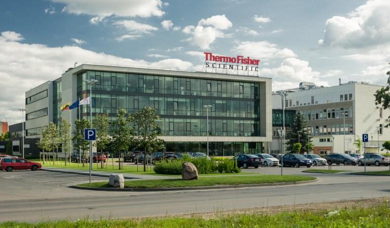 Vilnius-based Thermo Fisher Baltics rewarded Shingo Prize