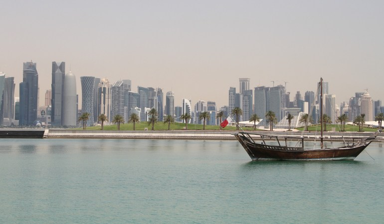 Qatar; Picture copyright free (Pixabay)
