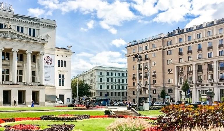 Kempinski Hotels Opens Elegant Five-Star Hotel in Riga – Grand Hotel Kempinski Riga