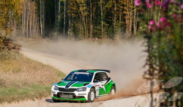 Rally Liepāja Hosted In Latvia For Fifth Year In Row