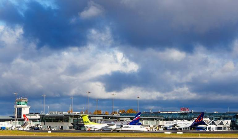 Riga Airport has been recognised as the Second Fastest Growing European Airport
