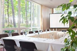Baltic Beach Hotel Meeting Room courtesy @Jurmala City Council