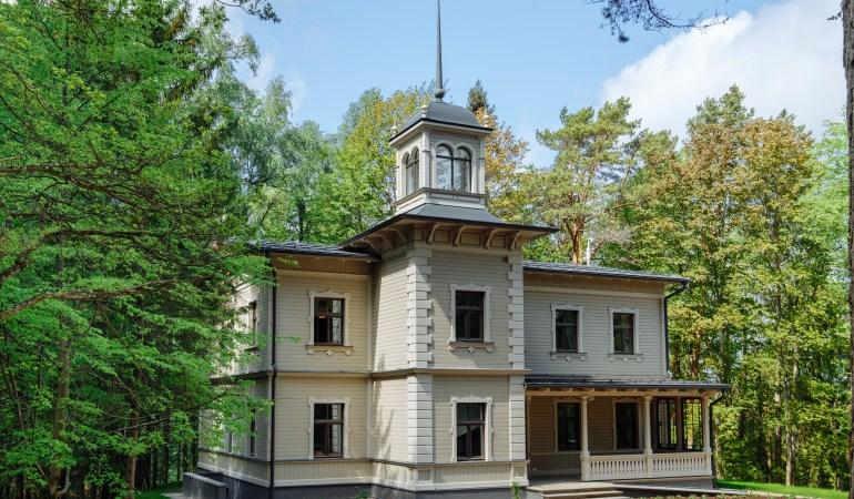 Villa Ieva courtesy Cesis Culture and Tourism centre
