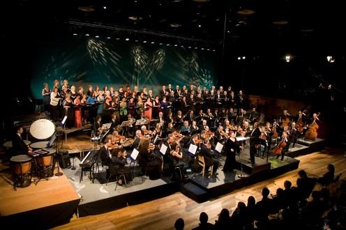 Symphonie Orchestra Faroe Islands - copyright @VisitFaroeIslandsMeetings