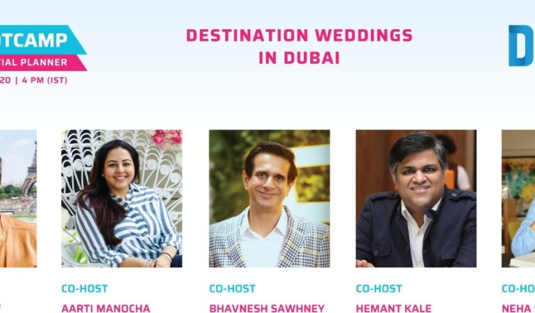 First Re-Boot Camp for Dubai Business Events as part of virtual epex 2020
