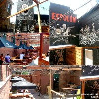 Bakersfield Mass Ave  Outdoor Patio (Indianapolis, IN ...